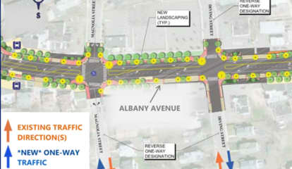 Watch It! Permanent Traffic Changes To Take Effect As Route 44 Project in Hartford Nears End