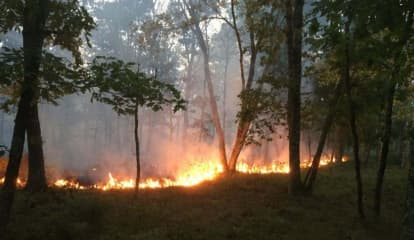 Wildfire Burning In Connecticut Has Consumed Acres Of Parkland