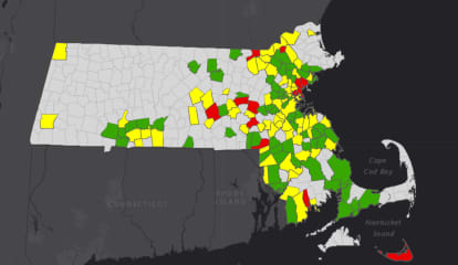 COVID-19 Red List: New Central Mass Towns Designated 'High-Risk'; WMass Improving