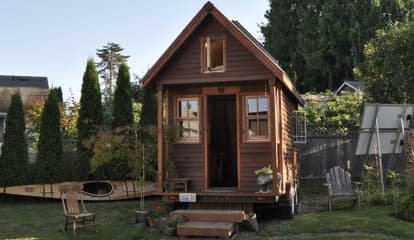 COVID-19: Pandemic Leads To Surge In 'Tiny House' Sales