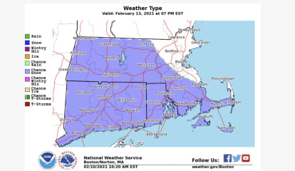 Will It Be A White Valentine's Day? Forecast Calls For More Snow Over Next 7 Days