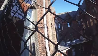 WATCH: Newark Police Pull Suicidal 13-Year-Old From Fire Escape