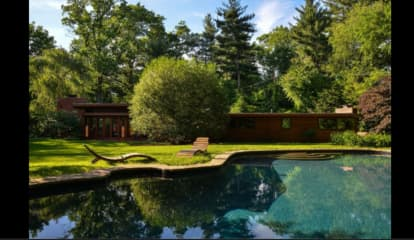 Frank Lloyd Wright House In Glen Ridge Hits The Market