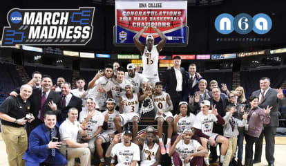 Iona Hoops Team Sets Sights On Selection Sunday After Winning MAAC Tourney