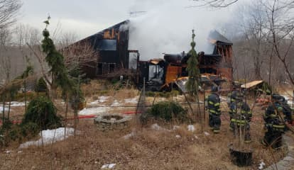 Man Suffers Burn Wounds In Lewisboro House Fire