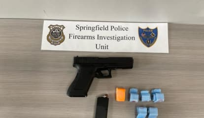 Duo Nabbed After Firearm, Heroin Seized In Massachusetts, Police Say
