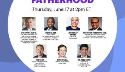 March Of Dimes Puts Dads In The Spotlight In Webinar Celebrating Fatherhood
