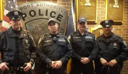 Rockland Port Authority Officer Being Hailed As Hero In NYC Terror Attack