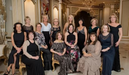 "The Valley Hospital Auxiliary Hosts ""An Unforgettable Night"" At The Legacy Castle"