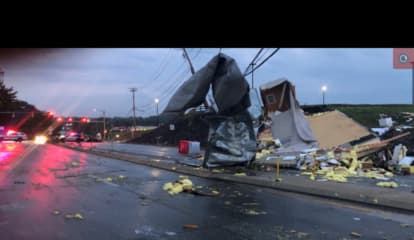 Serious Storm Damage Closed Harrisburg Pike In Lancaster (Photos)