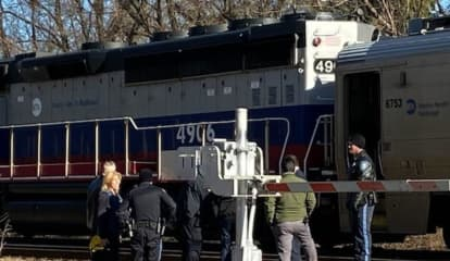 Woman Struck By Train In Bergen