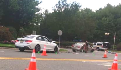 Passenger, 72, Critical, Driver, 70, Hurt Following Crash On Hudson Waterfront In Edgewater