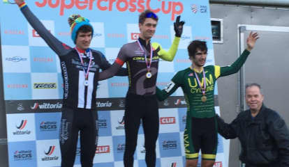 900 Bicyclists Compete For Supercross Cup At Rockland Community College