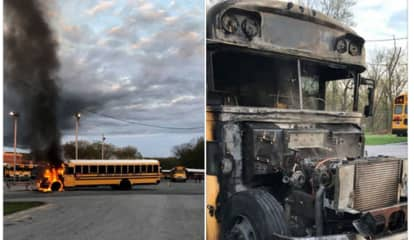 School Bus Fire Shifts Classes Online For Some Derry Township Students Before COVID Outbreak