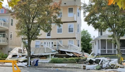 PHOTOS: Wildwood Collapse: 2 Seriously Injured, Most Injured Firefighters, Families Released
