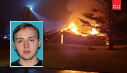Prosecutor: Resident, 26, Used Gasoline, Cigarette Lighter To Ignite Franklin Lakes Church Fire