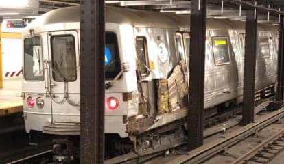 UPDATE: Laughing Homeless Man Derails NYC Subway In West Village, Authorities Say
