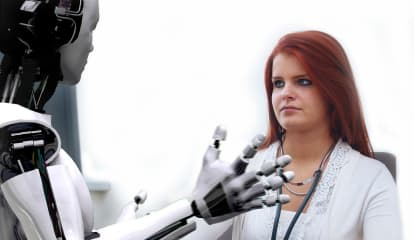 Robots May Be Coming After White Collar Jobs Like 'Phil In Accounting,' New Report Says