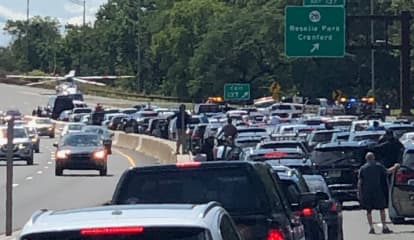 UPDATE: Labor Day Weekend Crash Closes Southbound Garden State Parkway