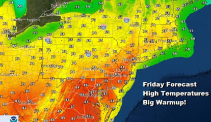 BIG WARMUP: Temperatures Finally Climb This Week, Tri-State Weather Expert Says