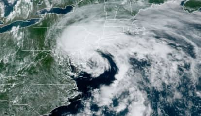 SUPER SOAKER: Tropical Storm Fay Drenches Northeast