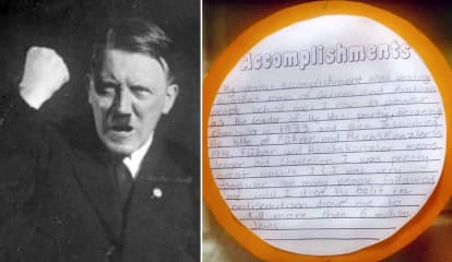 NJ 5th Grader Dresses As Hitler For Class Project: 'Pretty Great Wasn't I?'