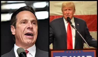 Trump, Cuomo Tax Talk At White House Turns To Abortion, Fracking