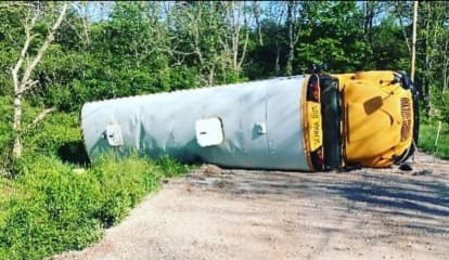 School Bus Driver Fired In York County Following Crash With Students Onboard