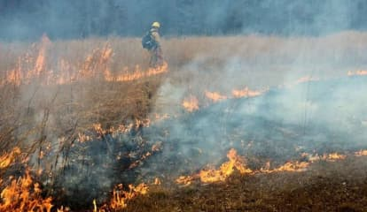 Nearly 290 Acres Burned In Less Than 48 Hours At Fort Indiantown Gap