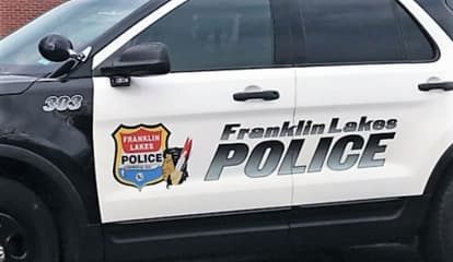 Franklin Lakes Officer Injured In Brief Stolen SUV Chase