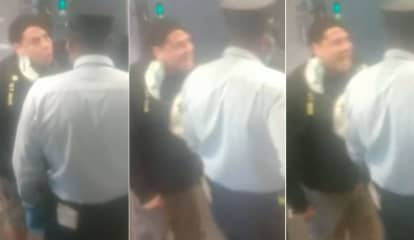 WATCH: Commuter Abuses NJ Train Conductor With Racial, Sexual Epithets