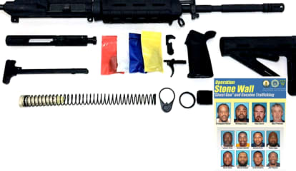Growing Threat: NJ Authorities Discover Untraceable 'Ghost Guns' In Major Drug Takedown