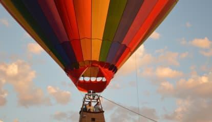 Hot Air Balloons Highlight Long Island Summer Festival In Lake Grove