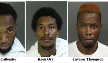 How Newark Police Arrested 3 Suspects Using Control Tactics