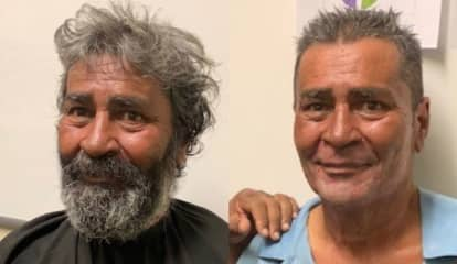 After 24 Years Apart, NJ Transit Police Help Reunite Dad With Family