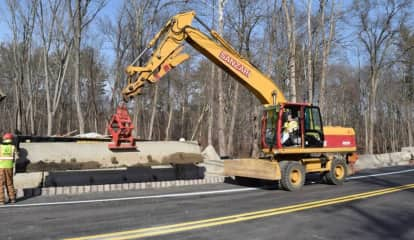 Mahwah's Ramapo Valley Road/Route 202 Culvert Reopens