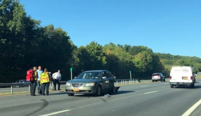 Two-Vehicle I-684 Crash Causes Gridlock During Evening Commute
