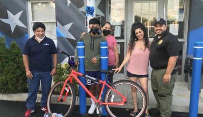 NJ Boy Struck By Sedan Get New Bike Following Daily Voice Story