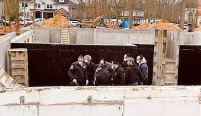 Jersey Shore Responders Rescue Trapped Construction Worker