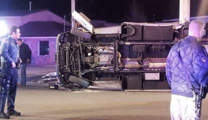 Firefighter Slammed Into Hawthorne Ambulance Accidentally, Police Say