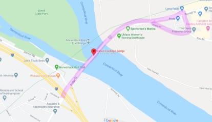 Northampton Roundabout Detour To Send Vehicles Over the Coolidge Bridge