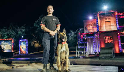 Watch Morris County Detective, K-9 Partner Compete On A&E Series 'America's Top Dog'