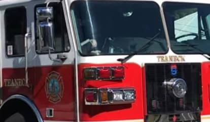 Firefighters Douse Teaneck Cabinet Store Blaze