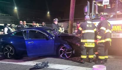 Driver Critically Injured In Crash With Commuter Bus At Wood-Ridge/South Hackensack Border
