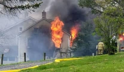 PHOTOS: Fire Conoy Township Home