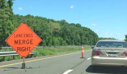 I-84 Single-Lane Closures Scheduled