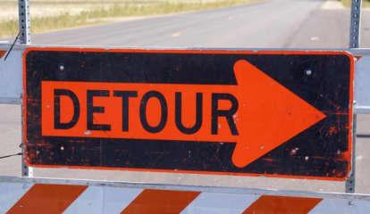DETOUR: Overturned Tractor-Trailer Shuts Rockaway Roadway