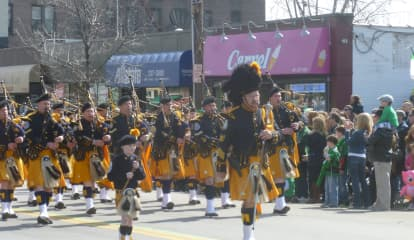 Love A Parade? Yonkers St. Patrick's Day Event Is One Of Area's Most Well-Attended, Traditional