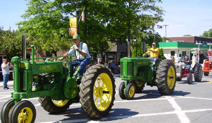 These 10 Roads Will Be Closed During Yorktown Grange Fair, Tractor Parade