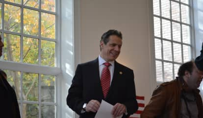 Moving Trucks Take Cuomo's Stuff To Sister's Westchester Estate: Will He Be Living There?
